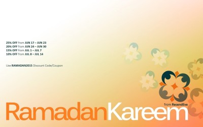 Ramadan Kareem 2015, up to 25%OFF!
